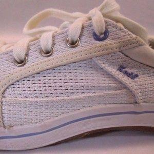 KEDS White Sneakers Sz 9.5